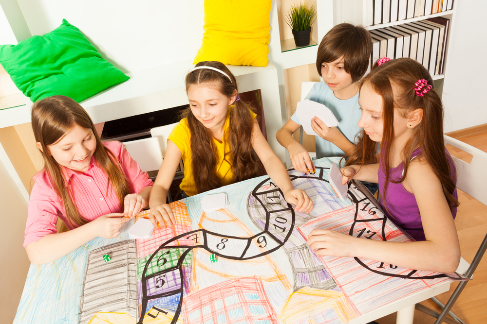 tabletop games with kids